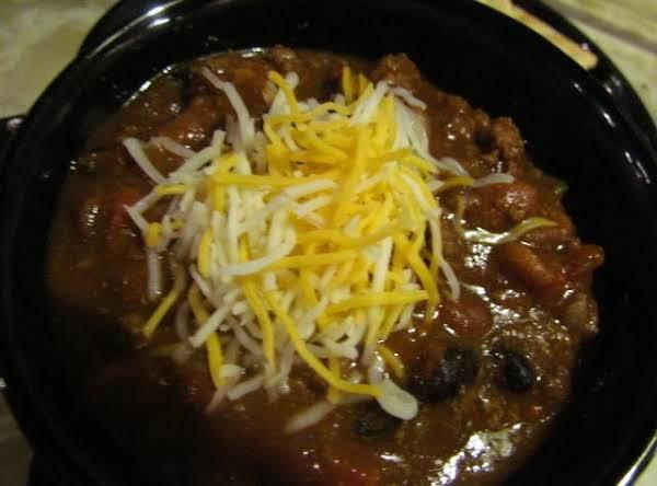 Scotty's Medium Hot Chili Recipe