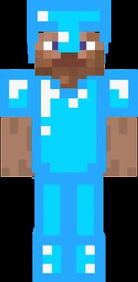 Armure Steve Nova Skin