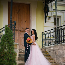 Wedding photographer Ulyana Kanadina (id8000198). Photo of 04.11.2018