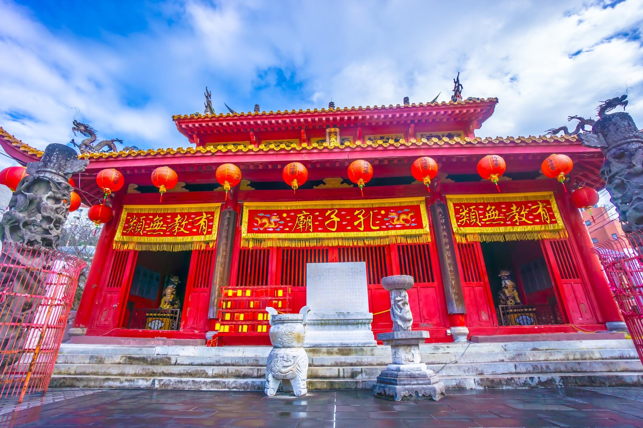 長崎孔子廟5