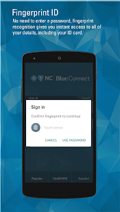 Blue Connect Mobile NC- screenshot thumbnail
