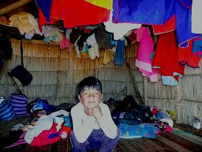Photo: So sieht sein Heim innen aus.