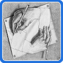 3D Pencil Drawing icon