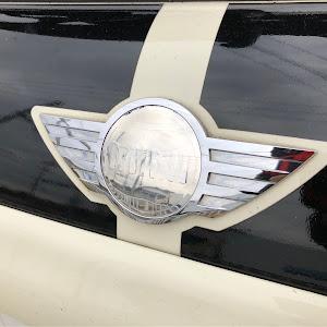 MINI MF16S R56 クーパーSのエンブレムのカスタム事例画像 カレーの玉子さまさんの2019年01月15日12:47の投稿