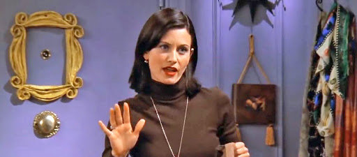 Courteney Cox Finally Got Her 'Friends' Emmy Nomination, Two Decades After The Show Ended