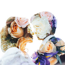 Wedding photographer Nastya Komarova (sickfancy). Photo of 01.04.2017