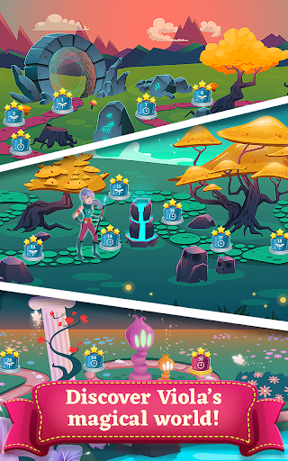 Violas Quest - Marble Blast android2mod screenshots 4