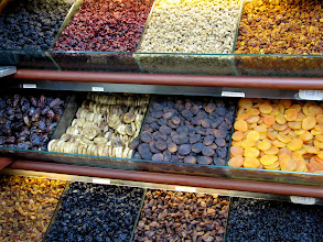 Photo: Day 104 - More Dried Fruits  in the Egyptian Spice Bazaar
