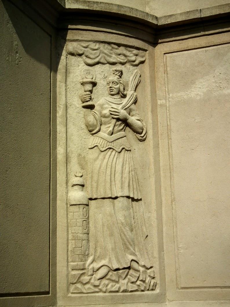 Pécsvárad - Szentháromság-szobor