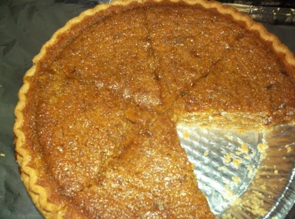 Pumpkin Pie For Casey Recipe