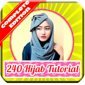 240 Hijab Style By Step