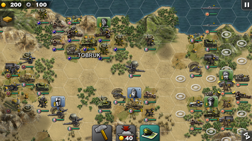 Glory of Generals HD 1.2.8 screenshots 12