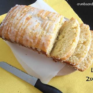 Lemon Zucchini Bread.