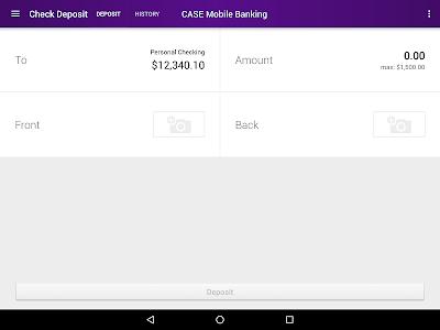 CASE Credit Union Mobile screenshot 14