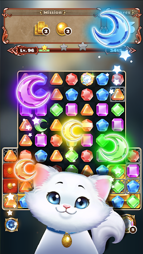 Jewel Castle - puzzle game
