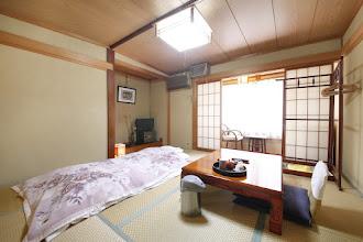 Photo: 星の間 布団1名1 room hoshi no ma
