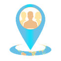 Friends Locator icon