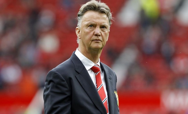 Louis van Gaal: Man United rode their luck