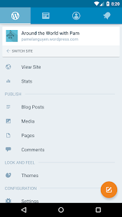 WordPress- screenshot thumbnail