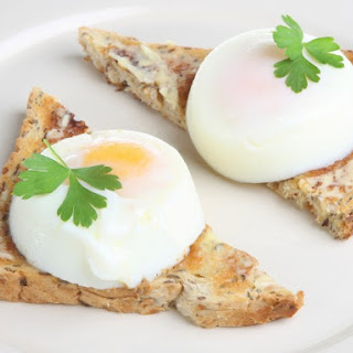 Basic Poached Eggs.