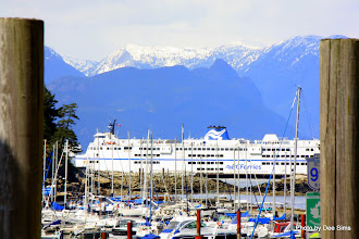 Photo: (Year 2) Day 327 -  A Ship Leaving Horseshoe Bay
