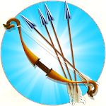 Archer & Marksman: Bow and Arrow Icon