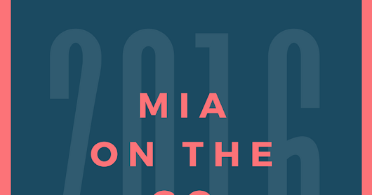 Mia On The Go - 2016