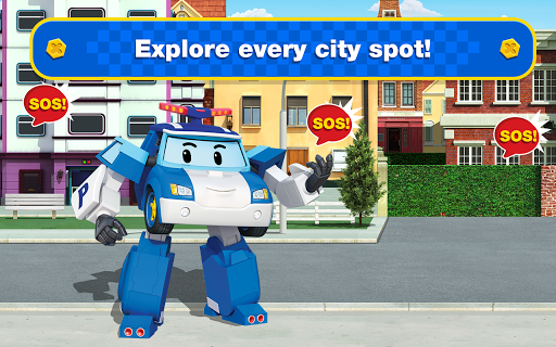 Robocar Poli: City Games 1.0 screenshots 17