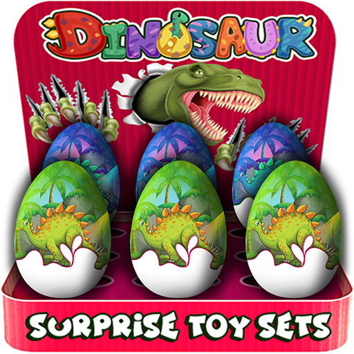 Surprise Egg Toy Sets Android APK Download Free By G2PLAY