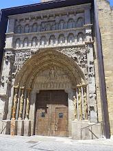 Photo: Iglesia de Salvador à Sangüesa