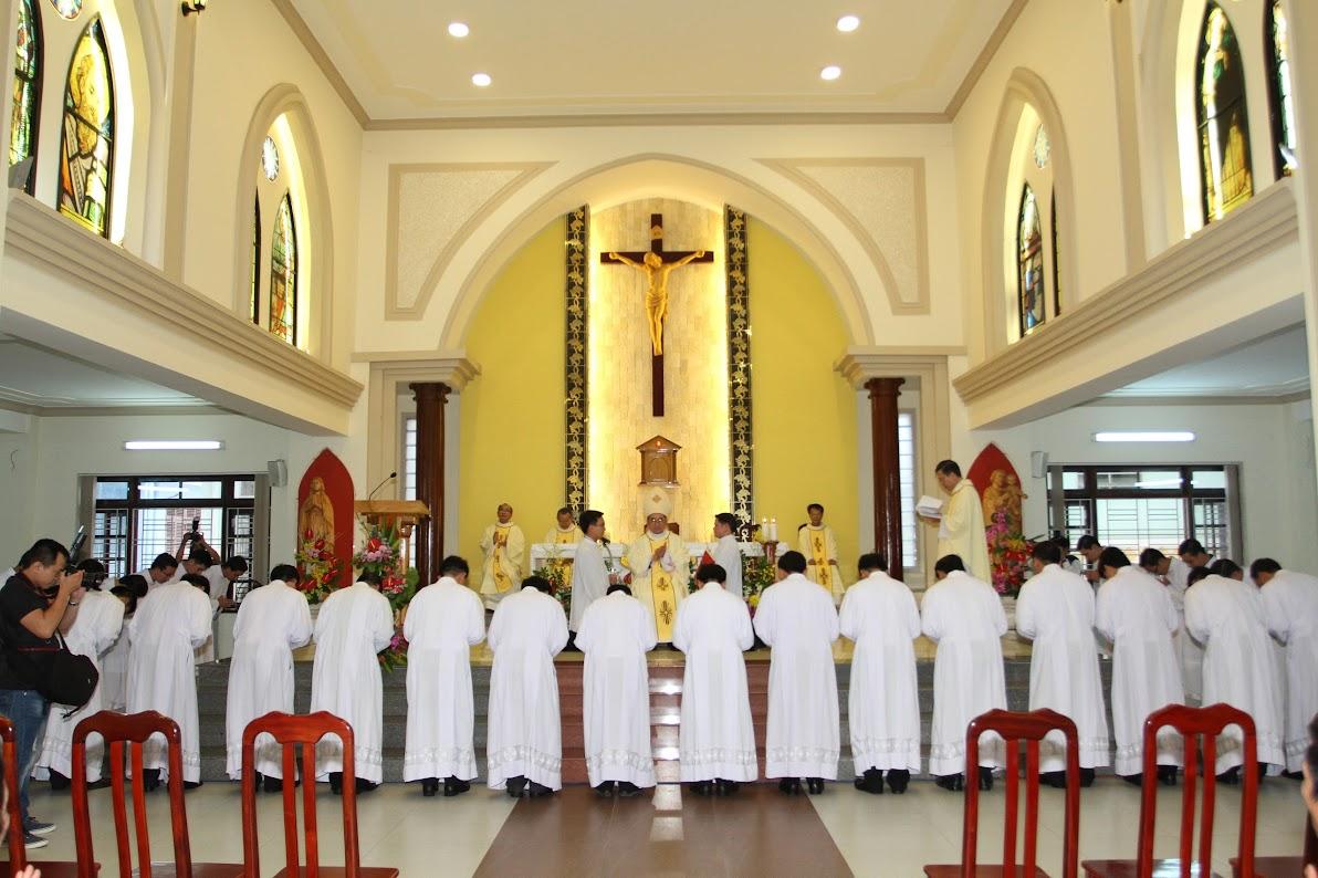 Lễ Phong Chức Phó Tế tại Toà Giám Mục Nha Trang - Ảnh minh hoạ 9