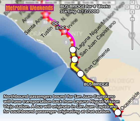 Metrolink News Alerts The Transit Coalition