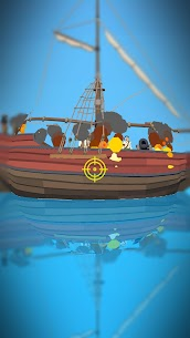 Pirate Attack MOD APK 0.2.7 [Free Shopping + No Ads] 3