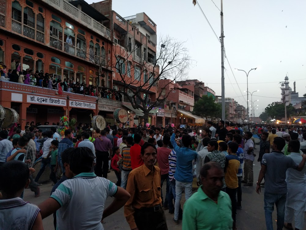 Festival in the Pink City