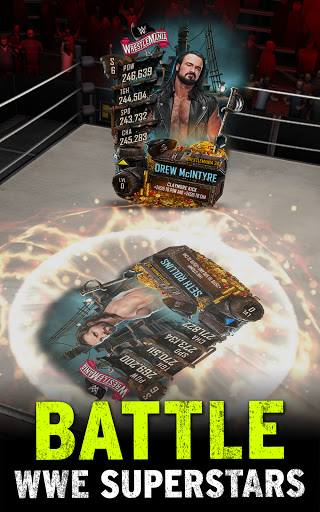 WWE SuperCard u2013 Multiplayer Card Battle Game 4.5.0.5299039 screenshots 8