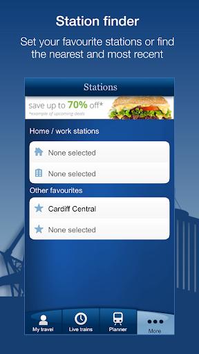 National Rail Enquiries 9.4.8 screenshots 5