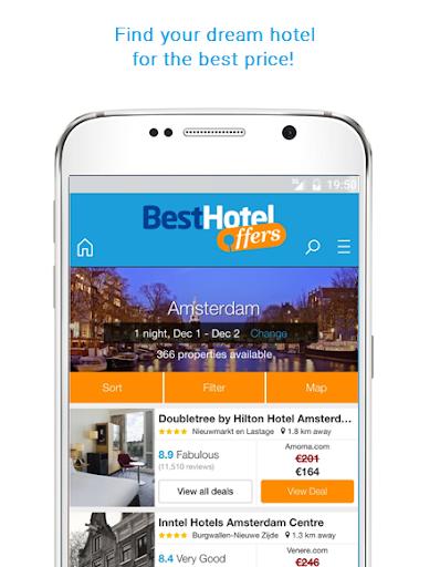 BestHotelOffers - Hotel Deals and Travel Discounts  screenshots 2