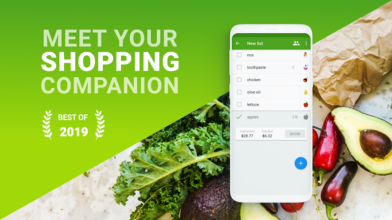 Grocery Shopping List – Listonic v6.25.1 [Premium]
