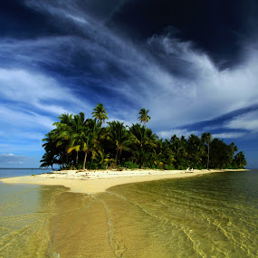 Penganak Island Natuna Indonesia by Andry Wahyudi Agus - Landscapes Beaches