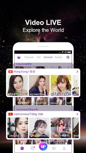 Uplive - Live Video Streaming App 3.2.2 screenshots 3