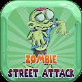 Zombie Street Attack