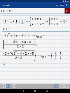 Math + Graphing Calculator screenshot 16