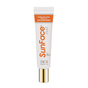 Sunface Fluid Protección   Solar SPF50+ tub x 50g