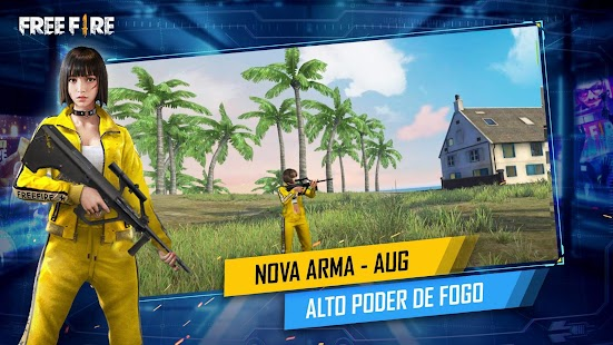 Garena Free Fire: 3VOLUÇÃO Screenshot