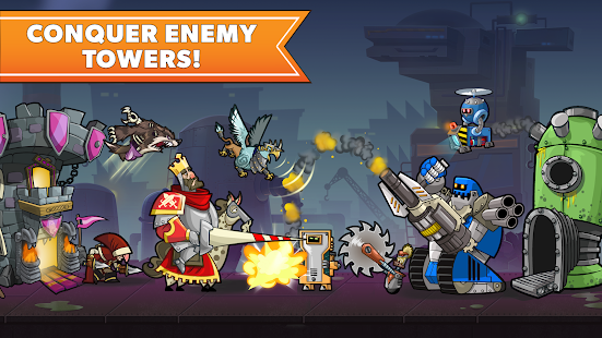 Tower Conquest v22. APK (Mod Money) Full