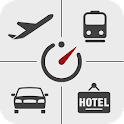 travelload trip planner and digital itinerary icon