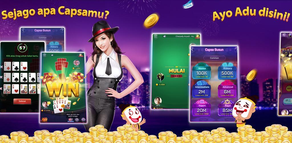 Capsa Susun Free Casino 2 6 5 Apk Download Com Boyaa Capsasusunly Apk Free