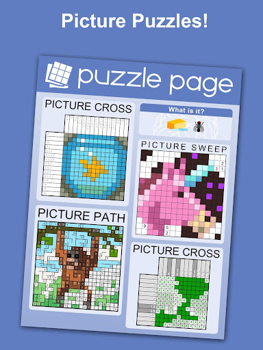 Puzzle Page - Crossword, Sudoku, Picross and more 2.8 Mod screenshots 4