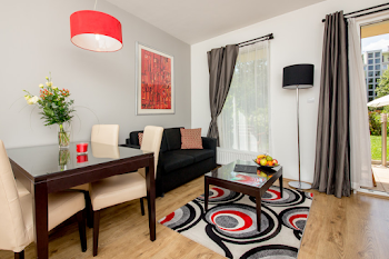 Corvin Negyed II Serviced Apartment, Budapest