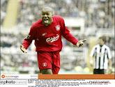 Le bel hommage de Liverpool pour Djibril Cissé
